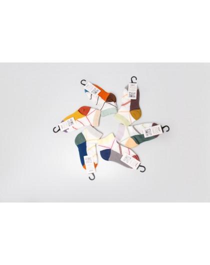 Носки в разноцветном дизайне Gufo