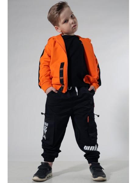 Штаны с большими карманами Manan