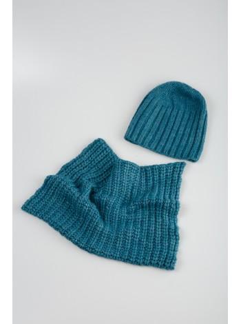 Комплект шапка и шарф-хомут Gufo