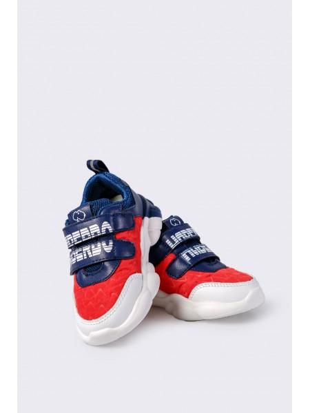 Кроссовки на липучках Fashion Dog