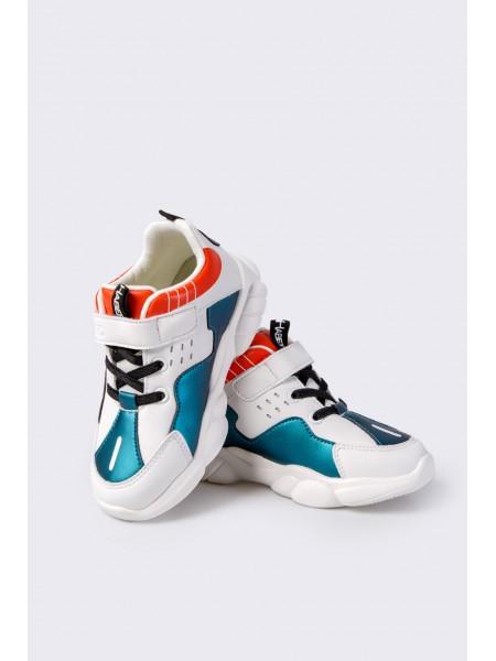 Кроссовки с яркими вставками Fashion Dog