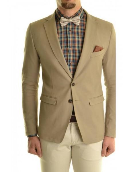 Пиджак с коричневым платочком Xagon Man