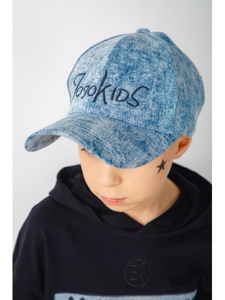 Бейсболка джинсовая с вышивкой JoJo Kids JOJO