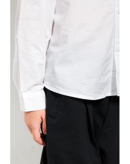 Рубашка классическая с принтом JO JO