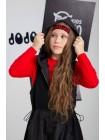 Аксессуар на голову с брендовым принтом JOJO
