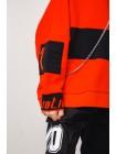 Толстовка с капюшоном и накладным карманом JOJO