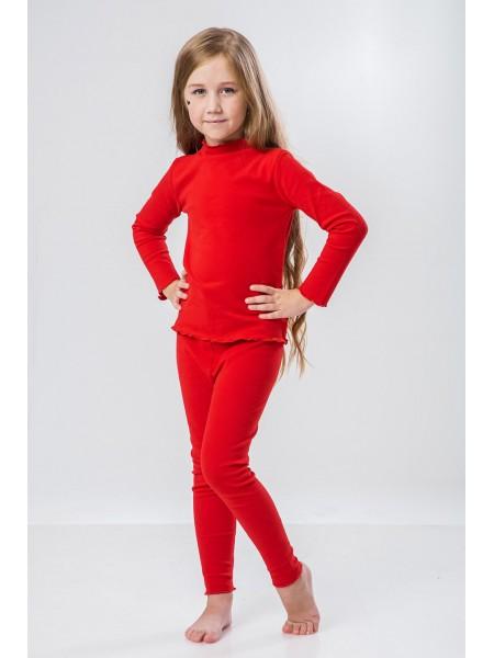 Пижама с рюшами на манжетах JO JO