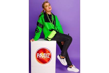 Новая коллекция в fashion съемке PARADIZ