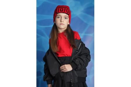 Fashion съёмка для журнала Bon Kids