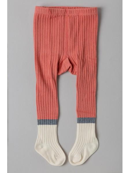 Колготы с цветными носочками GUFO