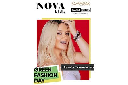 GREEN FASHION DAY by NOVA kids