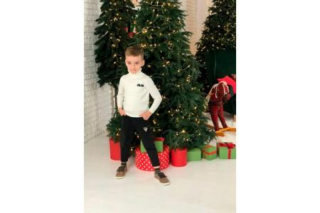 Новогодняя фотосессия GUFO KIDS для NOVA kids