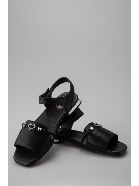 Босоножки с квадратным носком Fashion Dog