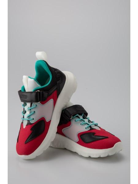 Кроссовки с силиконовыми вставками Fashion Dog