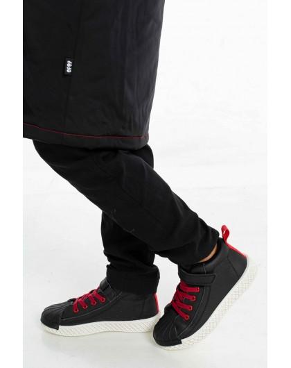 Кеды с жестким носком Manan