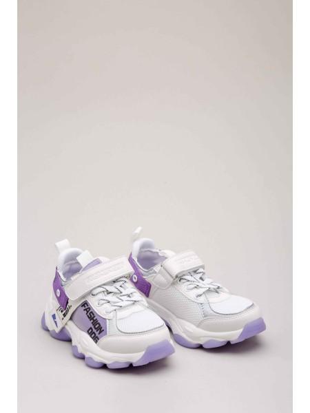 Кроссовки с брендированой ленточкой на пятке FASHION DOG