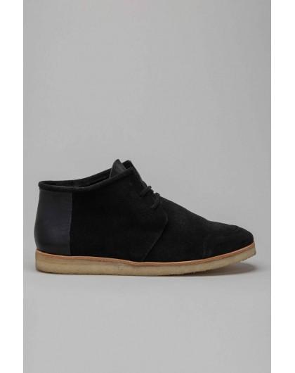 Ботинки-дезерты замшевые INTROPIA