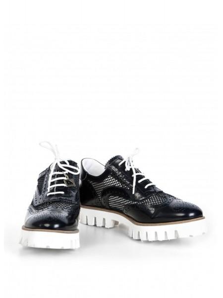 Туфли-броги на рельефной подошве Atos Lombardini
