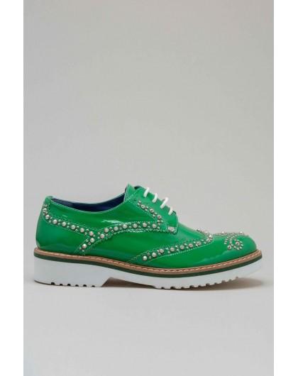 Туфли с шипами Waggon Paris