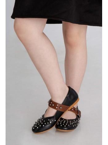 Туфли с стразами и кристаллами JoJo