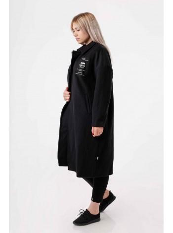 Пальто из шерсти Альпаки JO JO