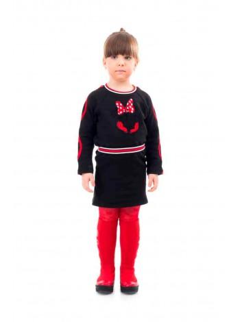 Платье с Микки-Маусом JO JO 423086